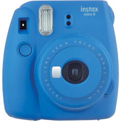 instax mini 9 Instant Camera Cobalt Blue