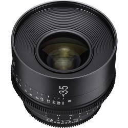 Lens Samyang XEEN 35mm T1.5 - Canon EF