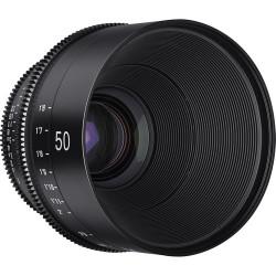 XEEN 50mm T1.5 - Canon EF