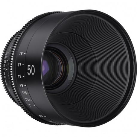 Samyang XEEN 50mm T1.5 - PL