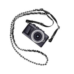 аксесоар Olympus OLYMPUS NECKLACE STRAP BE MY ROCK STAR
