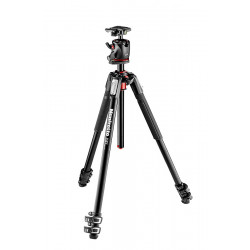 Tripod Manfrotto MK190XPRO3-BHQ2 3 section tripod with apple head