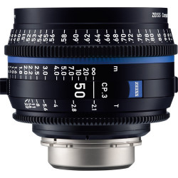 обектив Zeiss CP.3 50mm T/2.1 Compact Prime - PL