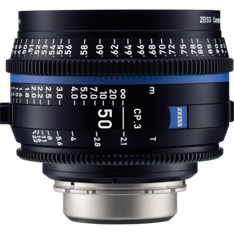 Zeiss CP.3 50mm T/2.1 Compact Prime - PL