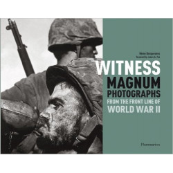 Book Witness: Magnum Photographs From The Front Line Of World War II