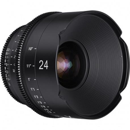 Samyang XEEN 24mm T1.5 - PL