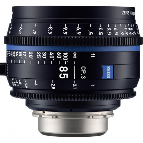 Zeiss CP.3 85mm T / 2.1 Compact Prime - PL