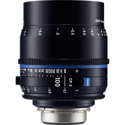 обектив Zeiss CP.3 100mm T/2.1 Compact Prime - PL