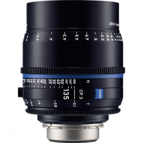 Zeiss CP.3 135mm T/2.1 Compact Prime - PL