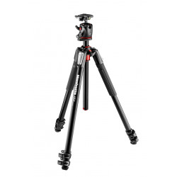 Tripod Manfrotto MK055XPRO3-BHQ2 3-section tripod with apple head