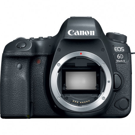 фотоапарат Canon EOS 6D Mark II + светкавица Canon 600EX-RT II SPEEDLITE