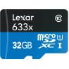 32GB High-Performance microSDHC + Adapter