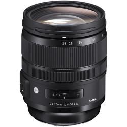 обектив Sigma 24-70mm f/2.8 DG OS HSM Art за Nikon F