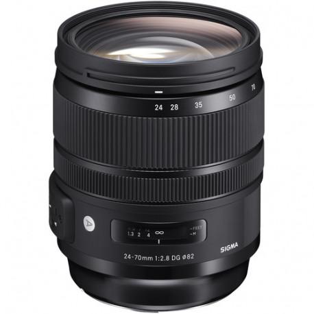 Sigma 24-70mm f / 2.8 DG OS HSM Art for Nikon F