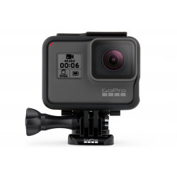 GOPRO HERO6 BLACK CHDHX-601 + GOPRO RECHARGEABLE BATTERY