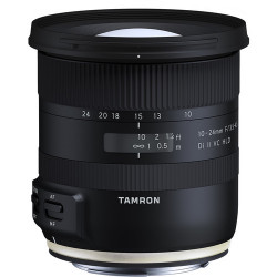 Lens Tamron 10-24mm f / 3.5-4.5 DI II VC HLD for Canon EF