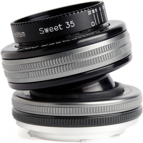 Lensbaby Composer Pro II with Sweet 35 Optic - Nikon F