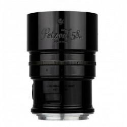 обектив Lomo Petzval 58mm F/1.9 Черен за Nikon