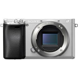 Sony A6300 (сребрист)