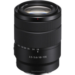 Lens Sony E 18-135mm f / 3.5-5.6 OSS