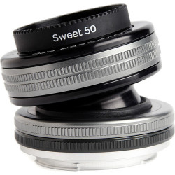 Lens Lensbaby Composer Pro II with Sweet 50 Optic - Canon EF