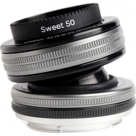 Lensbaby Composer Pro II with Sweet 50 Optic - Nikon F