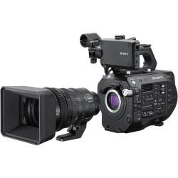 Camera Sony PXW-FS7 II + Lens Sony PZ 18-110mm f/4 G OSS