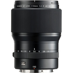 Lens Fujifilm Fujinon GF 110mm f / 2 R LM WR
