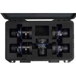 куфар Zeiss CP.3 Transport Case Up To 5 Lenses