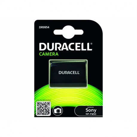 Duracell DR9954 еквивалент на Sony NP-FW50