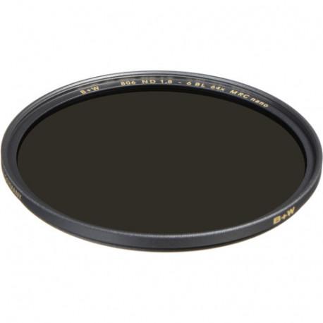 B+W 1089229 ND 1.8 64X MRC Nano 806M XSP 72mm