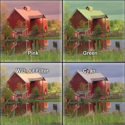 филтър Lee Filters Pale Tint Set