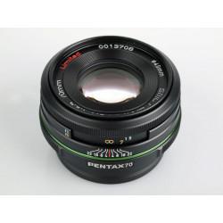 Pentax SMC 70mm f/2.4 DA Limited