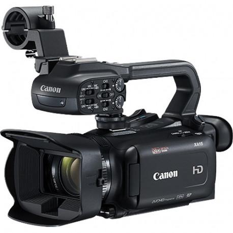 Camcorder Canon XA15 + Battery Canon BP-820 Battery Pack