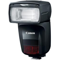 светкавица Canon Speedlite 470EX-AI + зарядно у-во Panasonic Eneloop Basic + 4 бр. AA