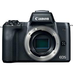 Camera Canon EOS M50 + Memory card Lexar Professional SD 64GB XC 633X 95MB / S