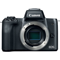 Camera Canon EOS M50 + Lens Canon EF-M 55-200mm f / 4.5-6.3 IS STM + Memory card Lexar Professional SD 64GB XC 633X 95MB / S
