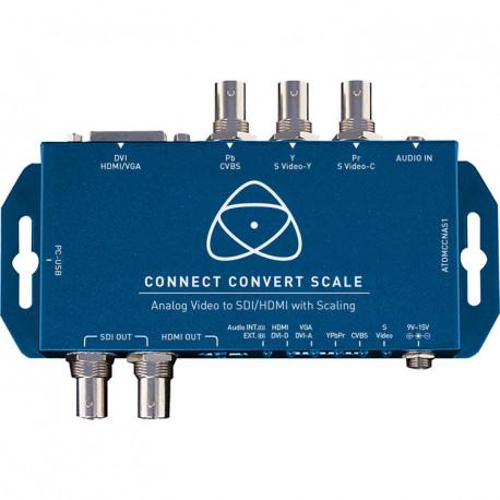 Atomos Connect Convert Scale - Analog to SDI/HDMI