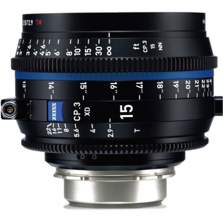 Zeiss CP.3 XD 15mm T / 2.9 Compact Prime - PL