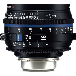 обектив Zeiss CP.3 XD 18mm T/2.9 Compact Prime - PL