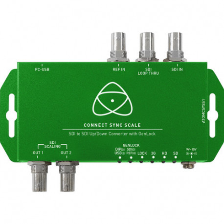 Atomos Connect Sync Scale - SDI to SDI