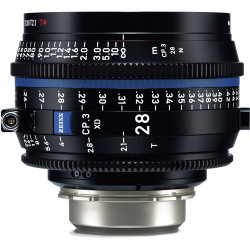 Zeiss CP.3 XD 28mm T/2.1 Compact Prime - PL