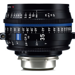 обектив Zeiss CP.3 XD 35mm T/2.1 Compact Prime - PL