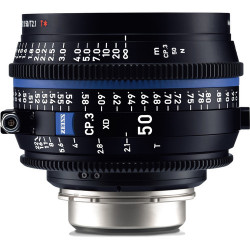 обектив Zeiss CP.3 XD 50mm T/2.1 Compact Prime - PL