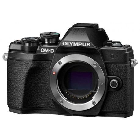 фотоапарат Olympus E-M10 III + обектив Olympus MFT 45mm f/1.8 MSC