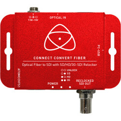 Video Device Atomos Connect Convert Fiber - Fiber to SDI