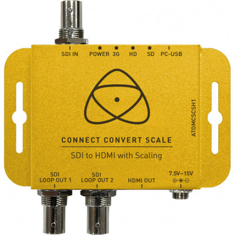 Atomos Connect Convert Scale - SDI to HDMI