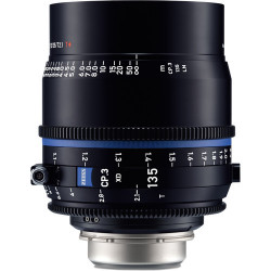 обектив Zeiss CP.3 XD 135mm T/2.1 Compact Prime - PL