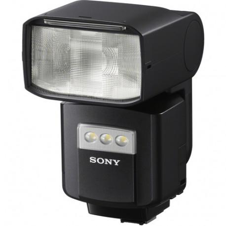 светкавица Sony HVL-F60RM Wireless Radio Flash + зарядно у-во Panasonic Eneloop Pro Smart & Quick Charger + 4 бр. AA