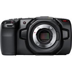 камера Blackmagic Design Pocket Cinema Camera 4K + грип за батерии Blackmagic Design Pocket Cinema Camera Battery Grip